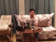 Пропавший чеченский певец записал видео о жизни в Германии