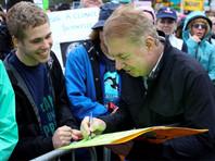 Мэр Сиэтла подал в отставку после обвинений в домогательствах к 13-летнему мальчику