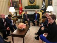 Трамп поддержал предложение Порошенко о размещении миротворцев ООН на границе между Украиной и Россией