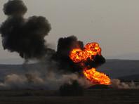Аэропорт Дамаска подвергся 22 сентября удару с воздуха