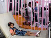 Число заболевших холерой в Йемене достигнет 1 млн к концу года - Красный Крест