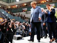 Объявлены результаты выборов в Германии: в бундестаг прошли шесть партий