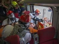 Число жертв самого мощного в новейшей истории Мексики землетрясения приближается к 30