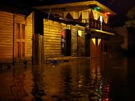 """Американский Национальный центр по наблюдению за ураганами уже сообщил, что """"Ирма"""" является самым сильным из всех ураганов, когда-либо наблюдавшихся в Атлантическом океане за пределами Карибского бассейна и Мексиканского залива"""
