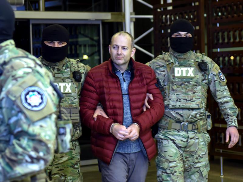 Президент Азербайджана Ильхам Алиев подписал указ о помиловании блогера Александра Лапшина, имеющего гражданство РФ и Израиля, осужденного ранее в Азербайджане за посещение Нагорного Карабаха