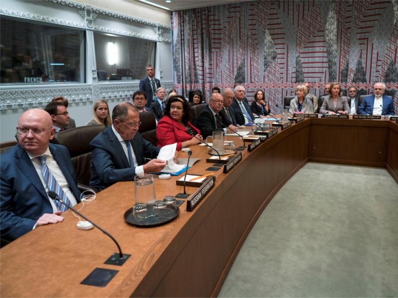 В ООН после полуторачасового обсуждения решили не отменять ядерную сделку с Ираном