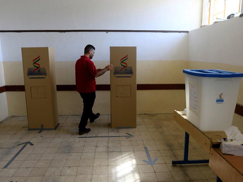 В контролируемом иракскими курдами Эрбиле накануне планируемого там референдума о независимости обострилась обстановка