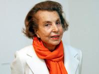 Во Франции скончалась самая богатая женщина мира - совладелица компании L'Oreal