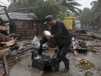 По данным телеканала, случаи гибели людей зафиксированы на ряде островов