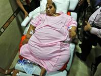 Самая полная женщина в мире умерла в возрасте 37 лет в больнице ОАЭ