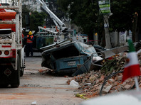 По информации национального координатора сил гражданской обороны республики Луиса Фелипе Пуэнте, на данный момент подтверждена информация о 58 погибших: 45 - в штате Оахака, 10 - в штате Чьяпас, и еще три - в штате Табаско