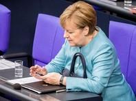 Меркель в разговоре с Трампом высказалась за ужесточение санкций против КНДР