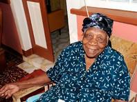 На Ямайке скончалась 117-летняя Вайолет Мосс Браун, которая была самым старым человеком на Земле