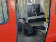 Как сообщается, сдетонировала сумка в поезде, который двигался по линии Дистрикт