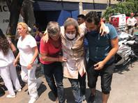 Землетрясение в Мексике: число жертв приближается к 100 (ВИДЕО)