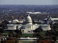 Сенат повысил потолок госдолга США ради немедленной помощи пострадавшим от урагана