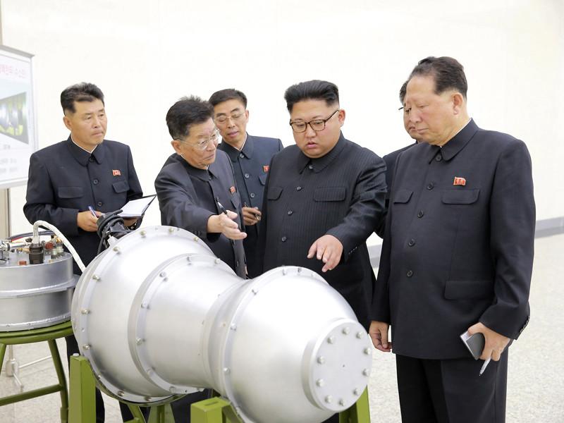 Разведка США зафиксировала подготовку КНДР к новому ракетному запуску