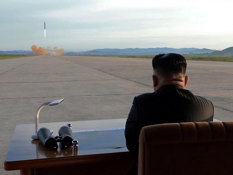 МИД КНДР: США объявили Северной Корее войну