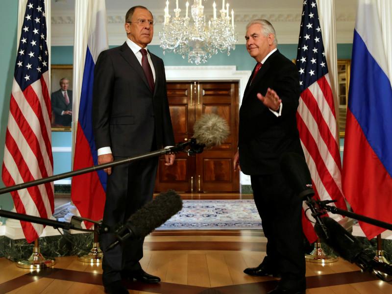 Лавров и Тиллерсон проведут переговоры в Нью-Йорке в ближайшие часы