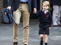 Беременная герцогиня Кэтрин не смогла проводить в подготовительную школу принца Джорджа из-за утренней тошноты