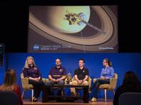 """Cassini отправили на смерть в атмосферу Сатурна, чтобы он не упал на одну из лун и не """"загрязнил"""" будущие исследования жизни на ней"""