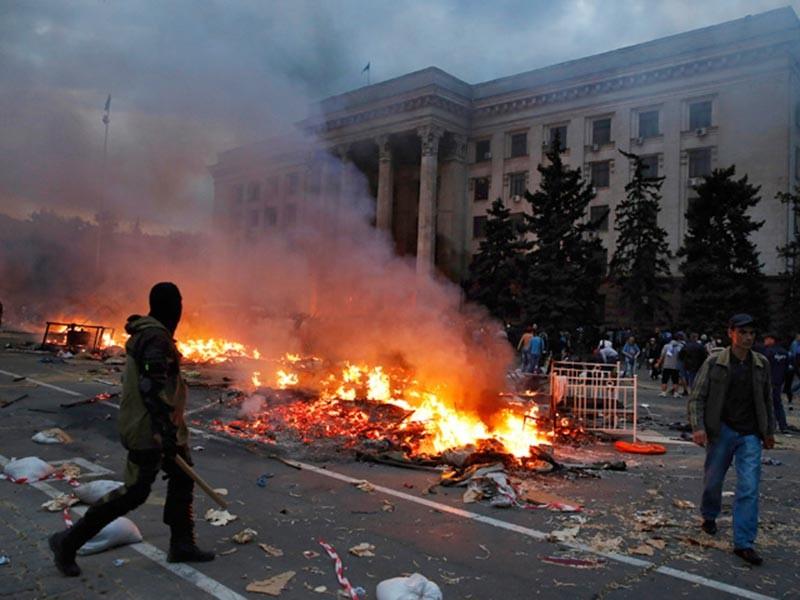На Украине противников Евромайдана признали невиновными по делу 2 мая