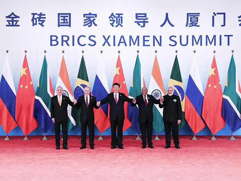 В КНР стартовал саммит БРИКС: Китай предложил создать программу торгово-технического сотрудничества