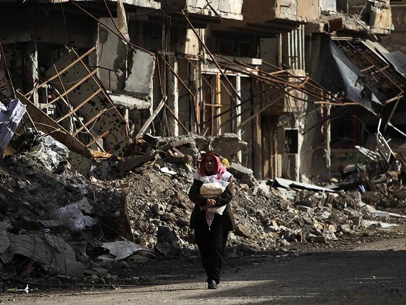 Сирийская армия во вторник, 5 сентября, деблокировала город Дейр-эз-зор