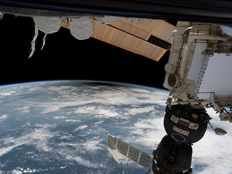 Экипаж МКС спрятался от мощной вспышки на Солнце в специальном укрытии