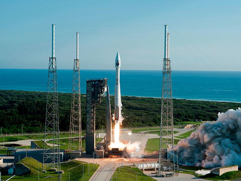 Разведка США вывела на орбиту секретный спутник