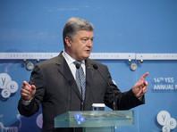 Порошенко поставил целью возвращение Крыма и Донбасса уже в 2018 году