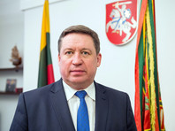 """Глава министерства обороны Литвы Раймундас Карболис заявил, что в ходе военных учений """"Запад-2017"""" российские и белорусские военные отрабатывали действия в условиях конфликта с НАТО и странами Балтии и провели на границе с Литвой реальную бомбардировку"""