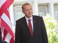 США передумали вооружать охранников Эрдогана после драки, которую те устроили в Вашингтоне