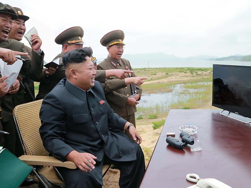 """Трамп с трибуны ООН пригрозил """"полным уничтожением"""" Северной Кореи"""