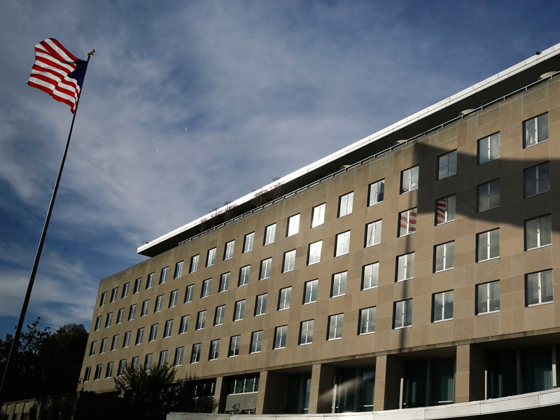 В Госдепартаменте США назвали причину для обысков в дипломатических представительствах России, освобожденных в срочном порядке по указанию властей США