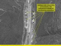 Удар по военному предприятию в провинции Хама (Западная Сирия) был нанесен в ночь на 7 сентября. Командование сирийской армии сообщило, что израильские ВВС выпустили несколько ракет по предприятию, расположенному около Масьяфа