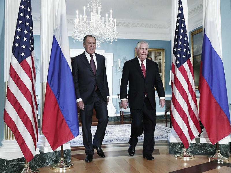 Госдепартамент анонсировал еще одну встречу Лаврова и Тиллерсона в Нью-Йорке