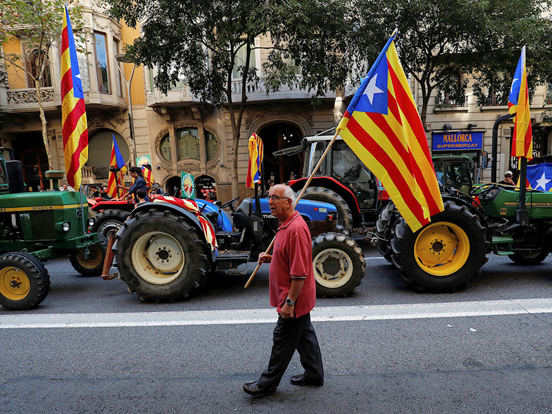 Барселона намерена отделиться от Испании: финал близок, но итог референдума о независимости непредсказуем