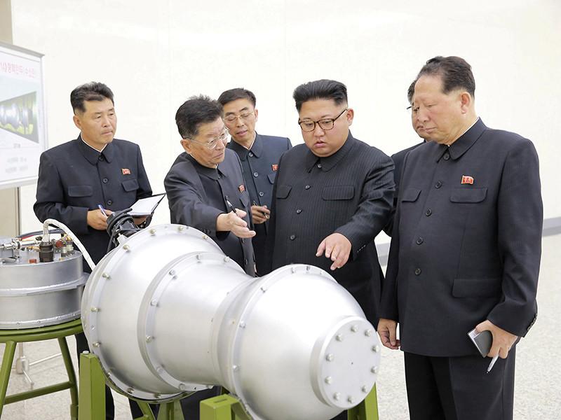 Иран и Россию подозревают в тайной помощи ракетной программе КНДР