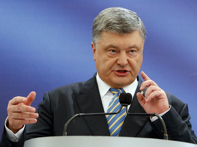 Порошенко пообещал выполнить любое решение суда по делу о гражданстве Саакашвили