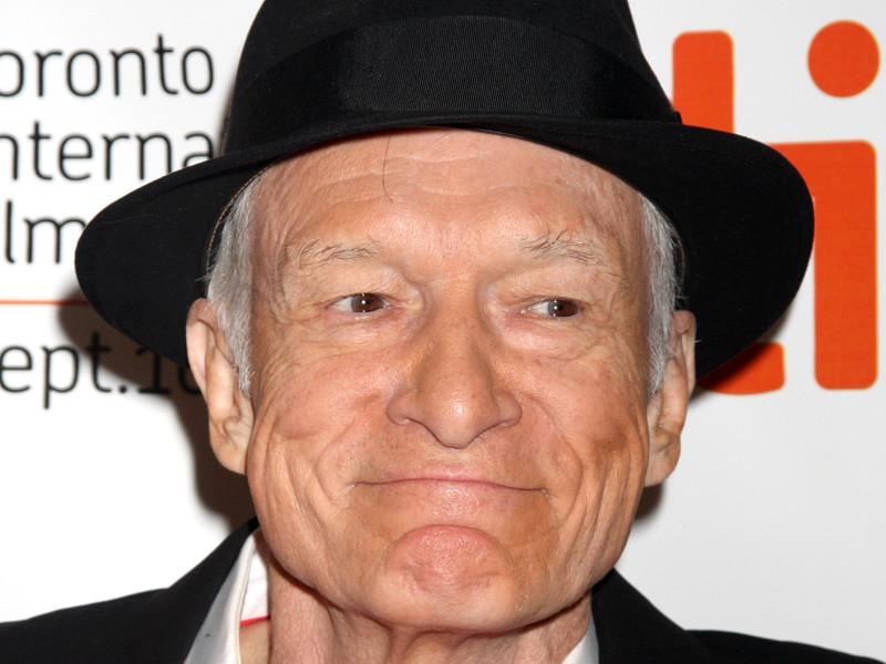 В возрасте 91 года скончался основатель журнала Playboy Хью Хефнер
