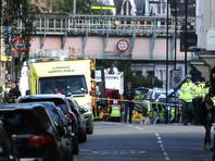 В деле о теракте в Лондоне появился первый подозреваемый
