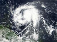 """Надвигающийся на Карибы ураган """"Мария"""" усилился до четвертой категории из пяти"""