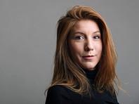 Обвиняемый в убийстве журналистки на подлодке датский инженер объяснил ее гибель случайным ударом люка по голове