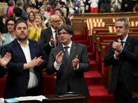 Парламент Каталонии готов провести референдум о независимости