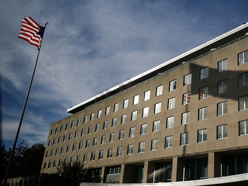 Госдеп объяснил необходимость строгать в пустом здании консульства РФ