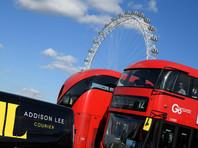 В Лондоне неизвестные распылили ядовитое вещество. Пострадали шесть человек