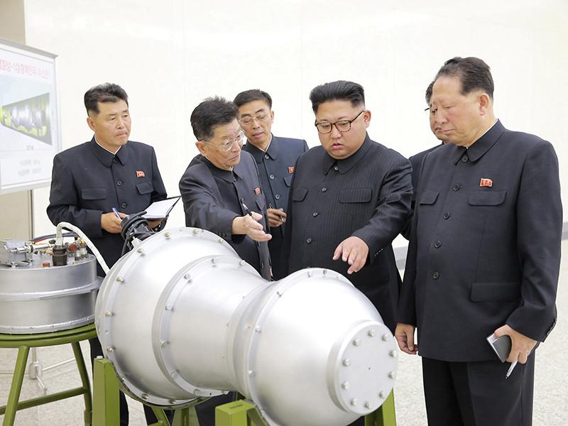 """КНДР пообещала США """"ущерб и страдания"""" в случае введения новых санкций"""