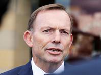 """В Австралии предъявили обвинение мужчине, """"боднувшему"""" экс-премьера Эбботта"""