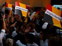 В победе партийного блока Ангелы Меркель сомнений нет